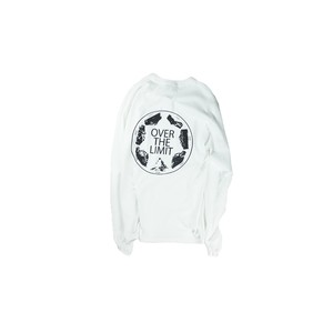 OVER-THE-LIMIT Long Sleeve/WHITE