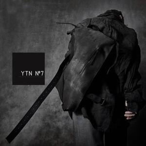 日本初上陸【YTN №7】ロシアの女性アーティストが手掛けるアルチザン ユニセックスレザーバッグブランド