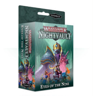 WH UNDERWORLDS: THE EYES OF THE NINE 日本語版