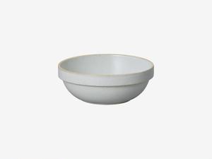 HASAMI PORCELAIN (ハサミポーセリン) Round Bowl (Clear / グレー) 【145x55】HPM031