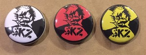 SKIZOPHRENIA - 25mm button(baron)