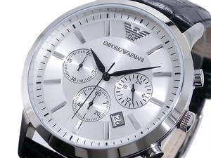 エンポリオ アルマーニ EMPORIO ARMANI 腕時計 AR2432 シルバー