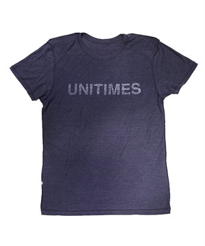 UNI-T(y):♂:HEATHER DEEP NAVY