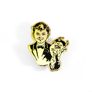 "Toughtimes""Mask Off Pin"""