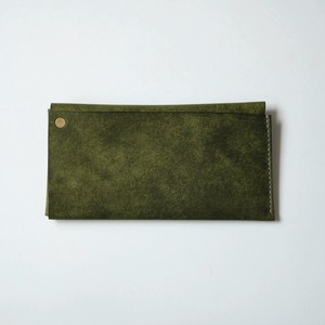 square long wallet - ol - プエブロ