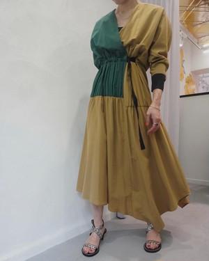 TELA / gather dress