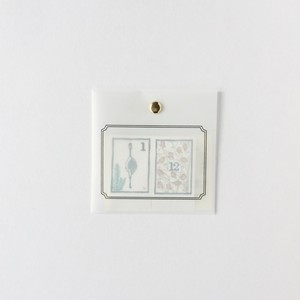 封緘紙 小 いきもの暦