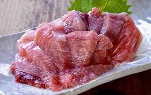 【刺身用】本マグロ ホホ肉(約1kg)【お得用】