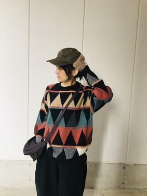 triangle knit