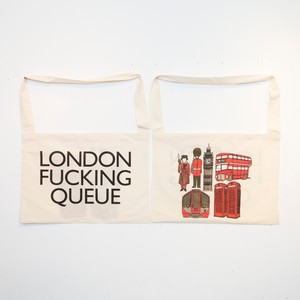 Anoraks | Life Is Journey Tote [LONDON]