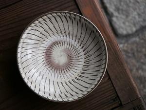 小鹿田焼 坂本工窯 6寸平皿