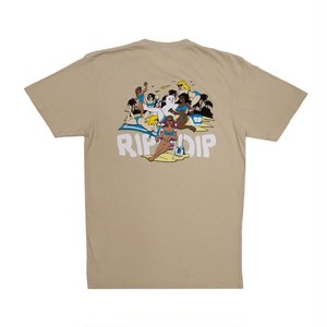 RIPNDIP - Spring Break Tee (Tan)