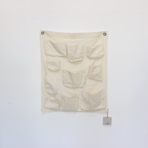 numero74  Wall Pocket   S000 Natural