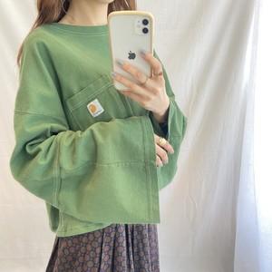 carharttリメイクロングスリーブTシャツ(elie)