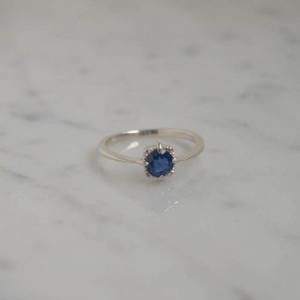 baras.s ring sv/カイヤナイト【FR230】