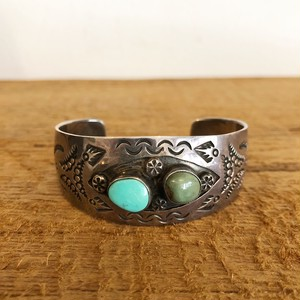 Vintagen Indian bangle Navajo 1