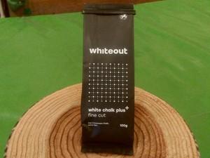 ボルダリング粉チョーク WHITEOUT(ホワイトアウト)ファインカットプラス