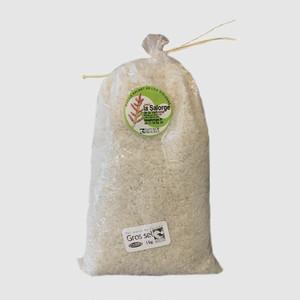 ヴェルトンヌの粗塩 -Gros sel- 大(1kg)