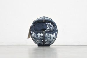 【アート作品】AOI Shimizu|デニムクラフト ダルマ6号 Cタイプ コラボ(新品)