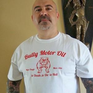 bully moter oil co. Tシャツ(メンズ)