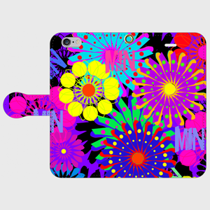 MNIV 華 iPhone6/6s用手帳型ケース
