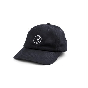 POLAR SKATE CO. STROKE LOGO CAP DARK NAVY