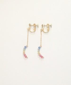 Double Rainbow earring