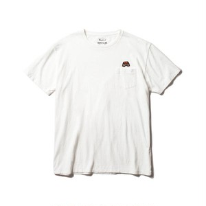 COMB POCKET-T / WHITE