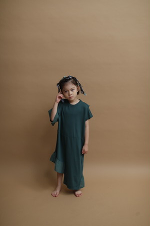 asymmetry  dress S・M・Lサイズ