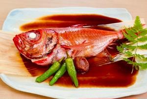 【超簡単♪フライパンで煮付けて金目鯛】 伊豆の金目の煮付けミールキット