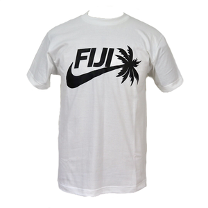 【YBC】Fiji 2019 T-Shirts White × Black