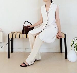 Silk & Linen blend pants