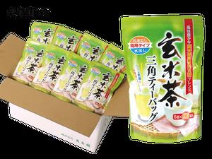 玄米茶三角ティーバッグ(5g×30袋 30個入)