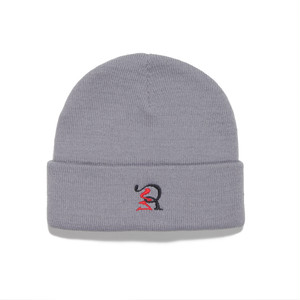 受注商品 RUEED LOGO KNIT WATCH CAP / GRAY