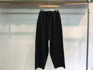 "40%OFF theSakaki""居間着imagi甲下WIDE PANTS DARK BROWN"""