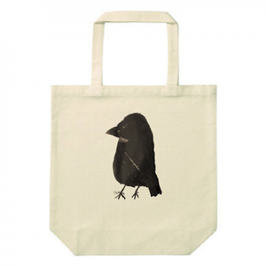 Holly Drawing Tote Bag NTBK