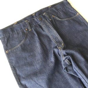 UNKNOWN : 80's 5pocket jeans (DEAD STOCK)