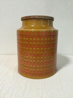 Hornsea社Saffron Canister Flour