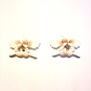 vintage Mocha earring
