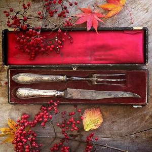特別な日の為のナイフとフォーク