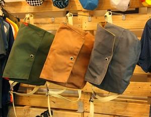 Strawfoot Lined Shoulder Bag