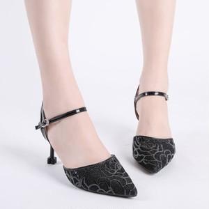 【sandal】All 3 colors  Bling Bling  Ladies Mule