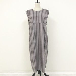 STRIPE ONE-PIECE(PURPLE)