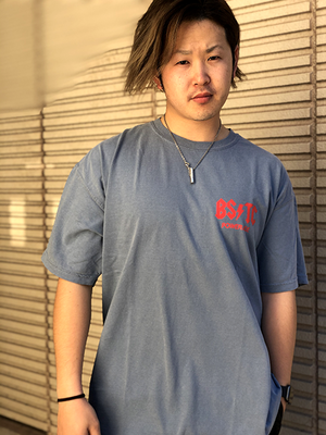 30%OFF【BS】POWER AGE GARMENT DYED Tee