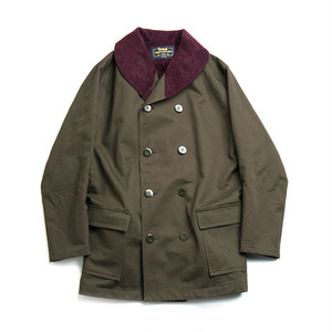 C&V MACKINAW COAT(GRAY)