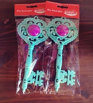 key rack key