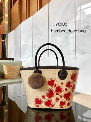 bamboo deco bag