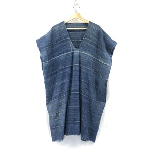 【HANDMADE】Indigo Dress