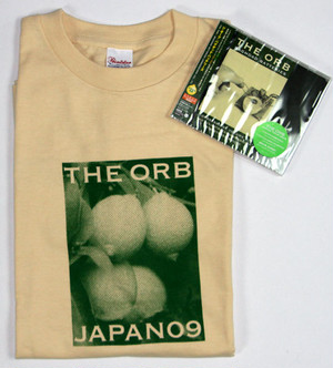 Bagdad Batteries / THE ORB CD+Tシャツセット M