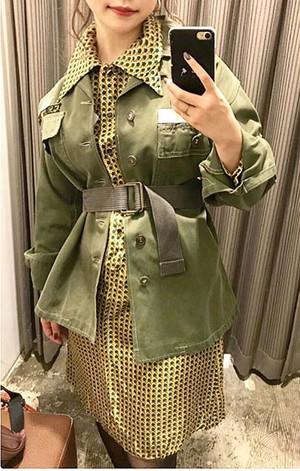 """""""vintage"""" Military Jacket"""